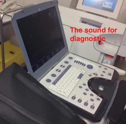 Sonographie im Rettungsdienst