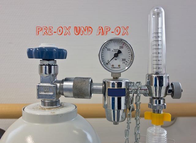 RSI Pre-Oxygenierung / Apnoe-Oxygenierung