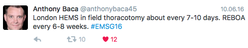 London Thoracotomy