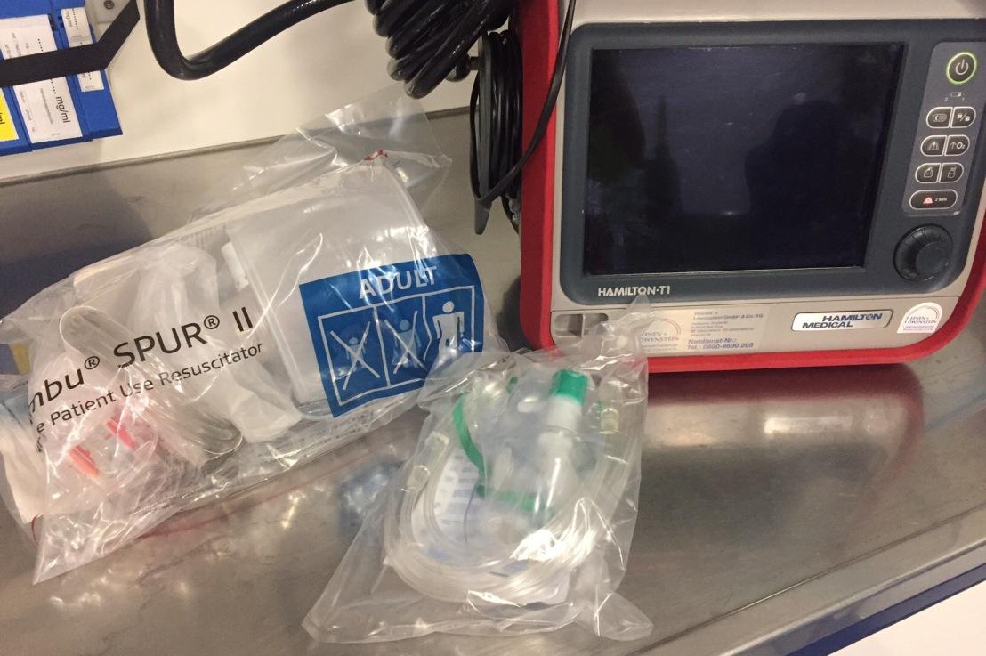 Intubation; Patient wird schlechter… undjetzt?