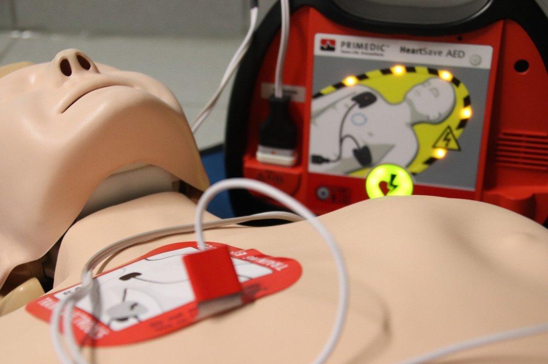 """News zur """"double sequential defibrillation"""""""